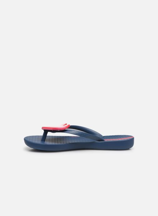 Chanclas Ipanema Ipanema Maxi Fashion Kids Azul vista de frente