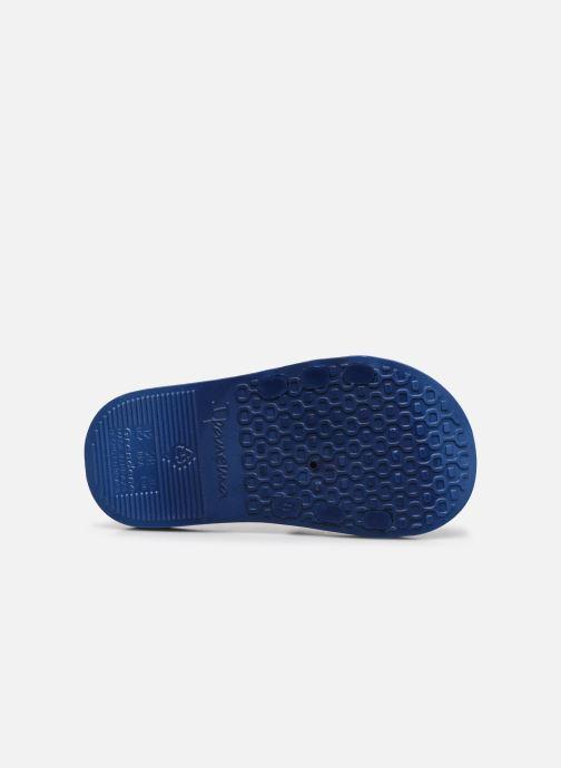 Sandali e scarpe aperte Ipanema Ipanema Urban Slide Kids Azzurro immagine dall'alto