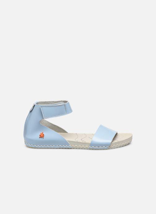 Sandales et nu-pieds Art Paddle A276 Bleu vue derrière