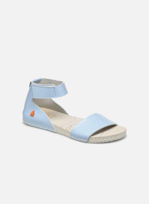 Sandales et nu-pieds Art Paddle A276 Bleu vue détail/paire