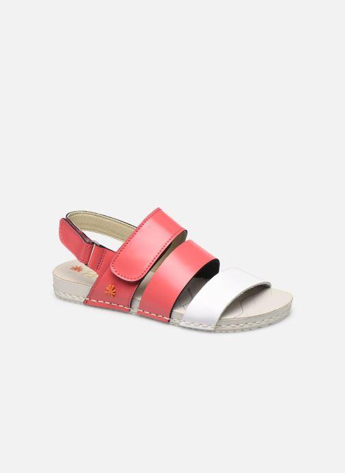 Sandales et nu-pieds Art Paddle A285 Rose vue détail/paire