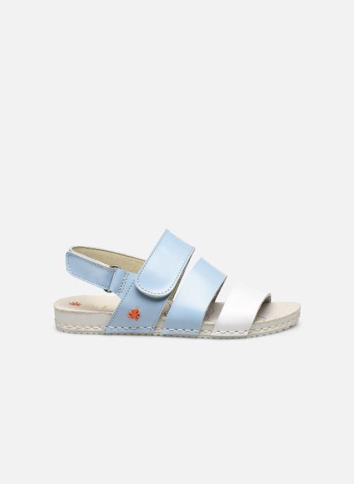 Sandales et nu-pieds Art Paddle A285 Bleu vue derrière