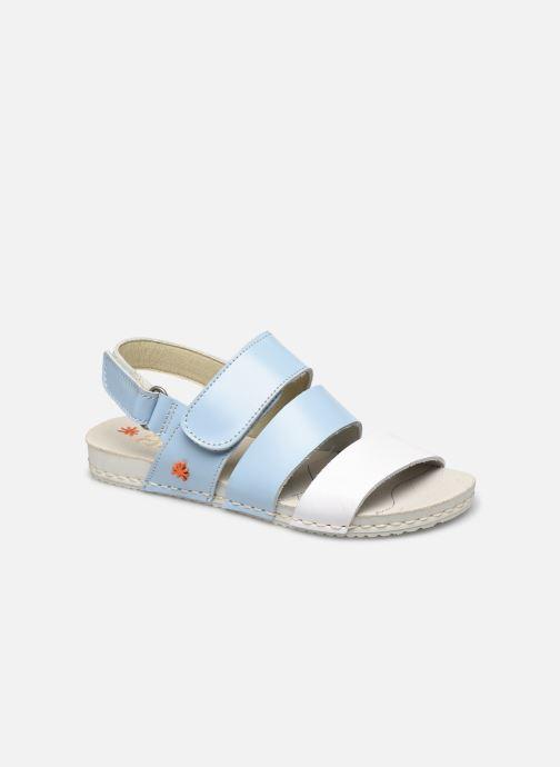 Sandales et nu-pieds Art Paddle A285 Bleu vue détail/paire