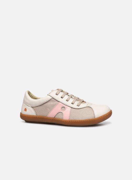 Sneakers Art Kio A707S Wit achterkant