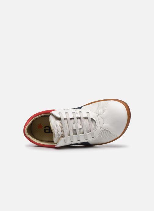 Sneakers Art Kio A707S Wit links