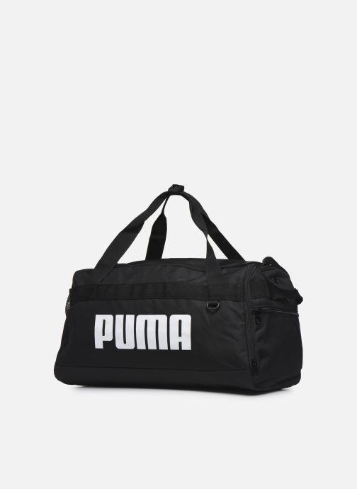 Sacs de sport Puma Chal Duffel Bag S Noir vue portées chaussures