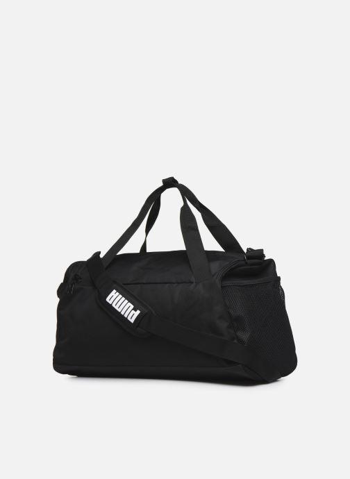 Bolsas de deporte Puma Chal Duffel Bag S Negro vista lateral derecha