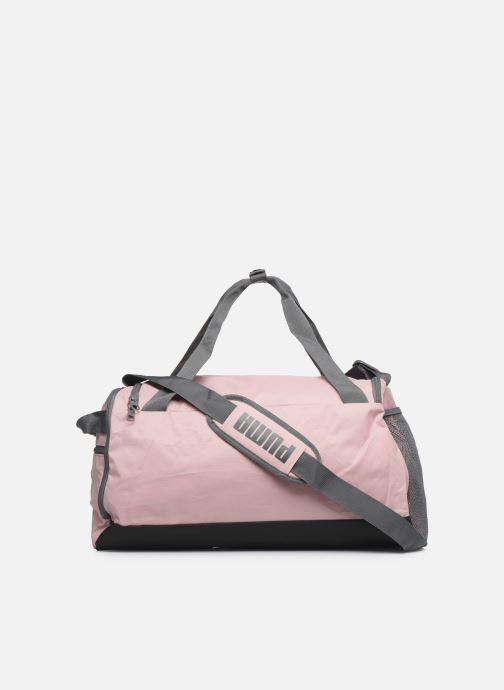 Borsa da palestra Puma Chal Duffel Bag S Rosa immagine frontale