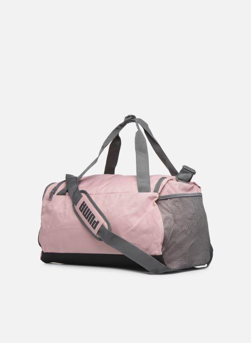 Borsa da palestra Puma Chal Duffel Bag S Rosa immagine destra