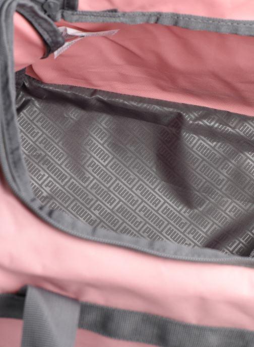Sporttaschen Puma Chal Duffel Bag S rosa ansicht von hinten