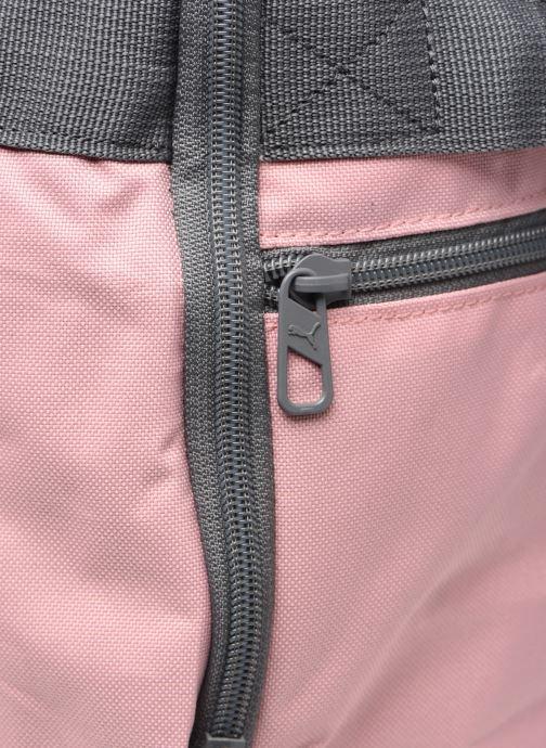 Sporttaschen Puma Chal Duffel Bag S rosa ansicht von links