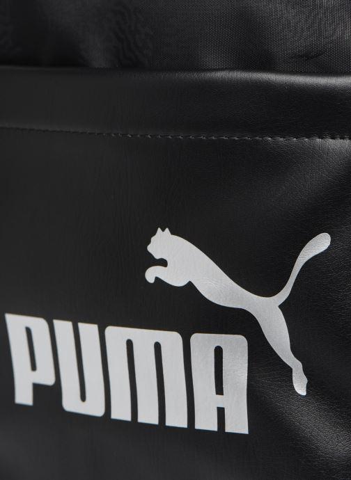 Mochilas Puma Wmn Core Up Bp Negro vista lateral izquierda