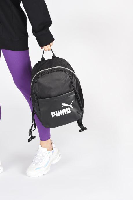 Rugzakken Puma Wmn Core Up Bp Zwart onder
