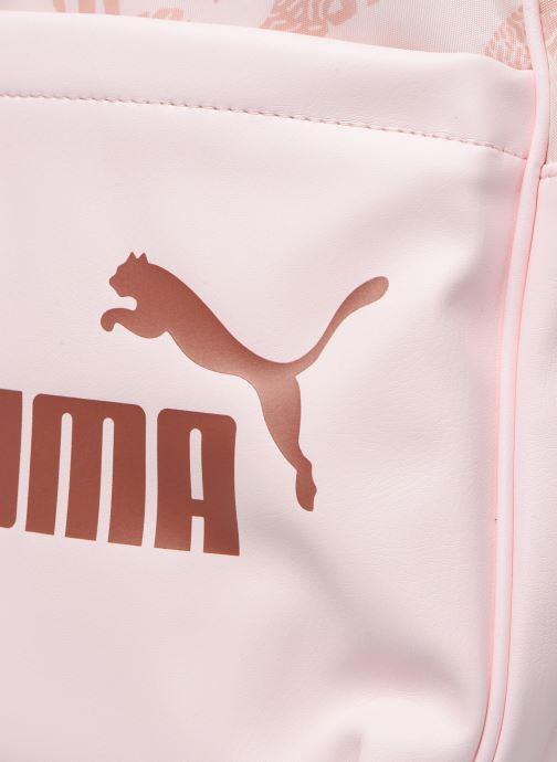 Mochilas Puma Wmn Core Up Bp Rosa vista lateral izquierda