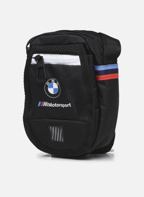 Herrentaschen Puma Bmw M Small Portable schwarz schuhe getragen