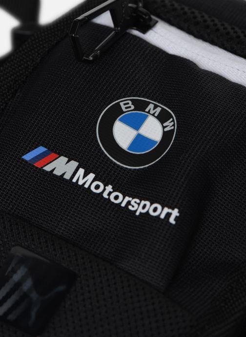Herrentaschen Puma Bmw M Small Portable schwarz ansicht von links