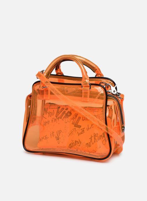 Sacs à main Essentiel Antwerp Vilietta Orange vue droite