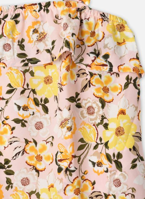 Vêtements Name it Nkfvinaya Flounce Strap Top F Rose vue face