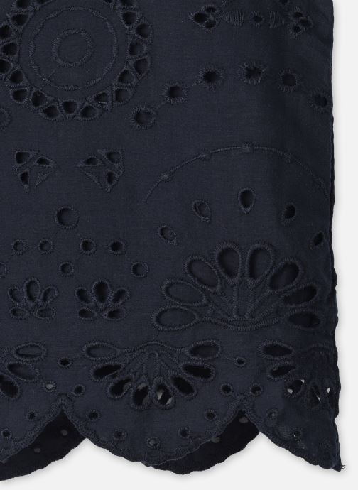 Vêtements Name it Nkffelicity Short Top Bleu vue face