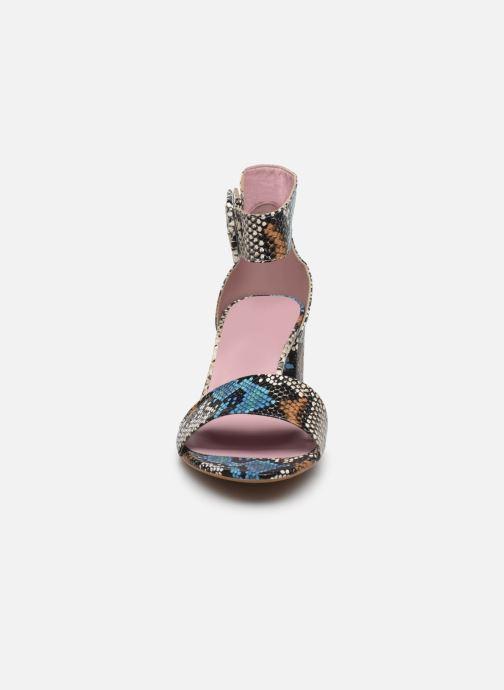 Sandales et nu-pieds Essentiel Antwerp Vodd Multicolore vue portées chaussures