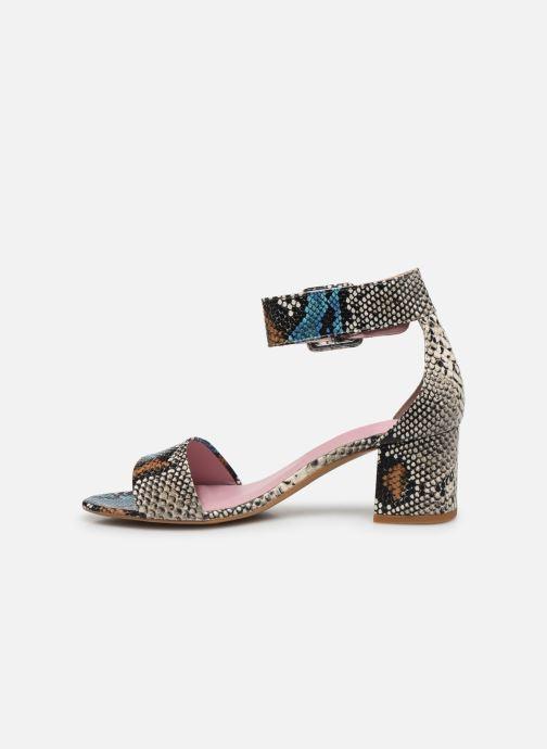 Sandales et nu-pieds Essentiel Antwerp Vodd Multicolore vue face