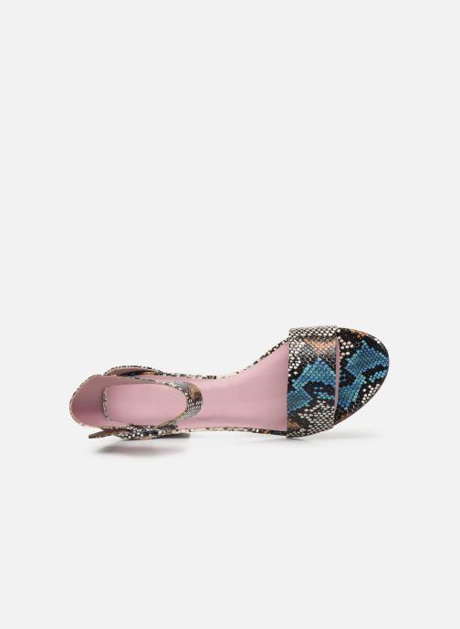 Sandales et nu-pieds Essentiel Antwerp Vodd Multicolore vue gauche