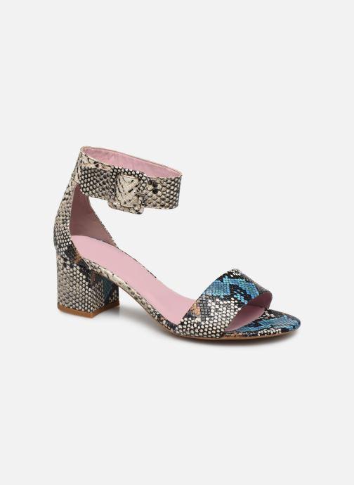 Sandales et nu-pieds Essentiel Antwerp Vodd Multicolore vue détail/paire