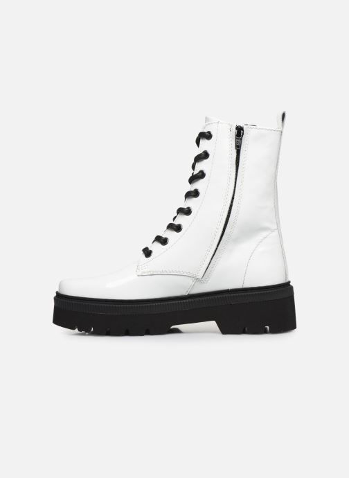 Boots en enkellaarsjes Essentiel Antwerp Vusy Wit voorkant