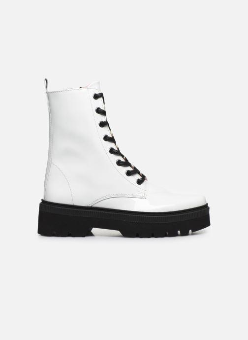 Boots en enkellaarsjes Essentiel Antwerp Vusy Wit achterkant