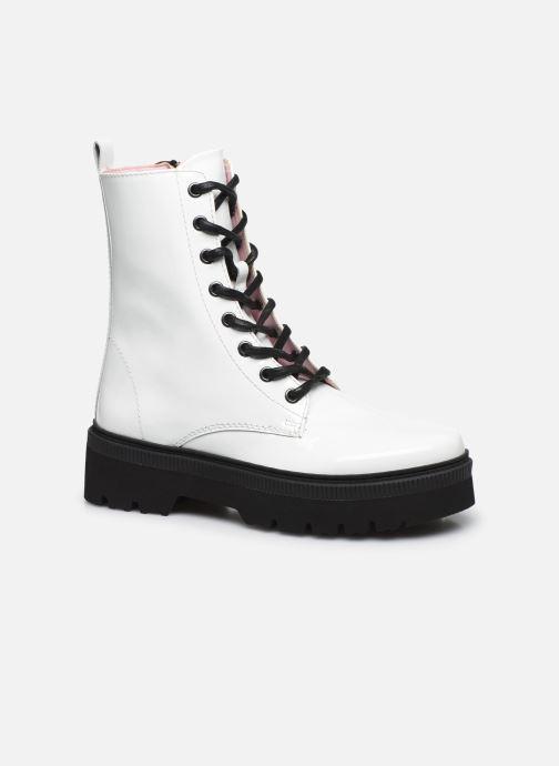 Boots en enkellaarsjes Essentiel Antwerp Vusy Wit detail