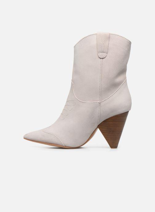 Bottines et boots Essentiel Antwerp Vilnas Blanc vue face