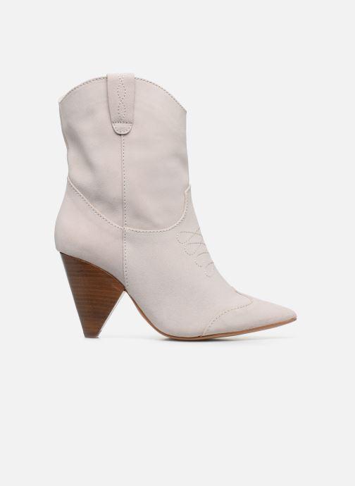 Bottines et boots Essentiel Antwerp Vilnas Blanc vue derrière