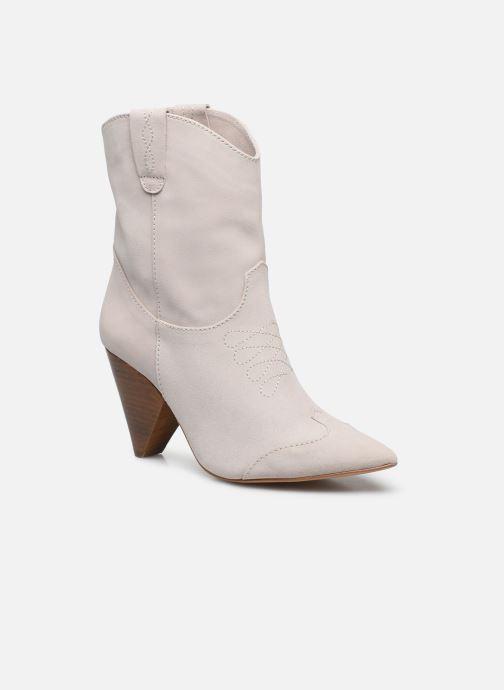 Bottines et boots Essentiel Antwerp Vilnas Blanc vue détail/paire