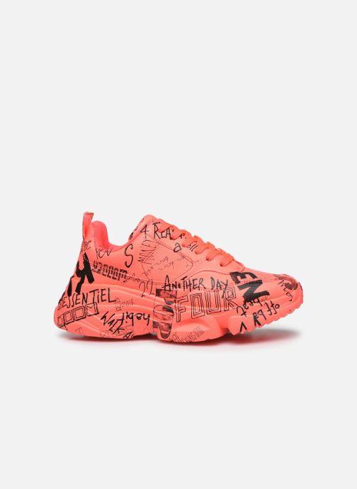 Sneaker Essentiel Antwerp Vrambo rosa ansicht von hinten