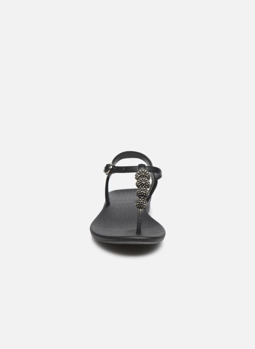 Sandalias Grendha Grendha Cacau Sandal Fem Negro vista del modelo