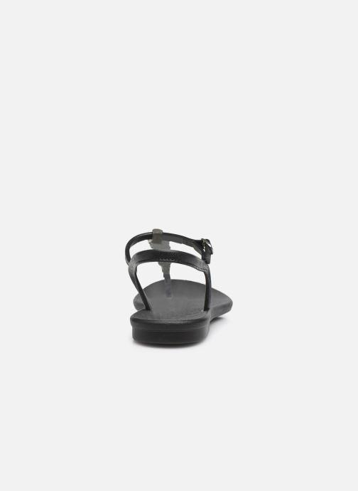 Sandalias Grendha Grendha Cacau Sandal Fem Negro vista lateral derecha