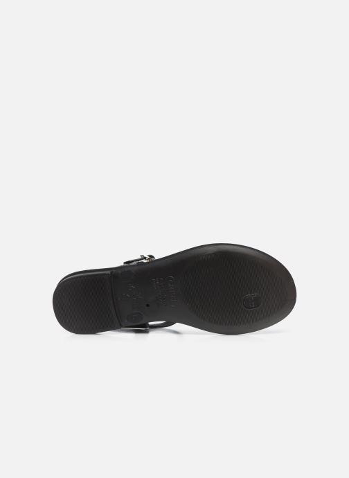 Sandalias Grendha Grendha Cacau Sandal Fem Negro vista de arriba
