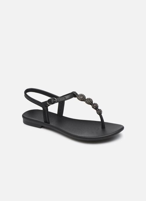 Sandalen Grendha Grendha Cacau Sandal Fem schwarz detaillierte ansicht/modell