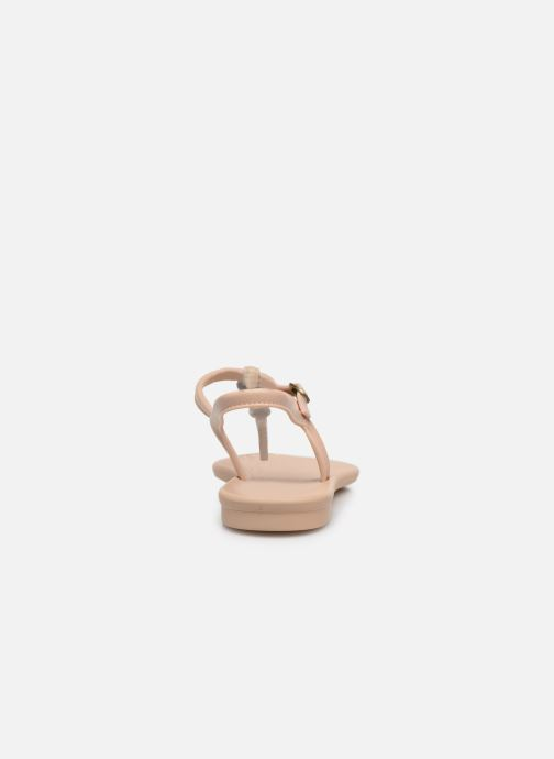 Sandalias Grendha Grendha Cacau Sandal Fem Beige vista lateral derecha