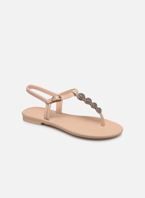Sandalen Grendha Grendha Cacau Sandal Fem beige detaillierte ansicht/modell