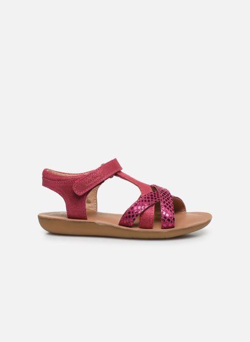 Sandalen Aster Tahissa rosa ansicht von hinten