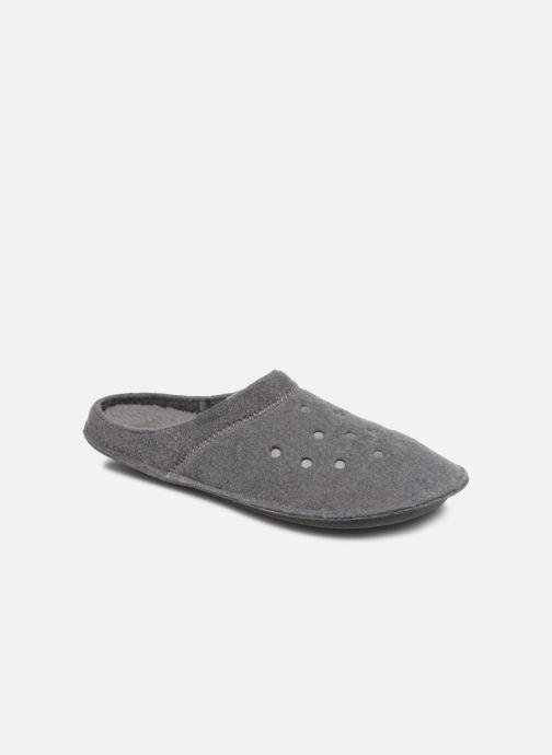 Zuecos Crocs Classic Slipper W Gris vista de detalle / par