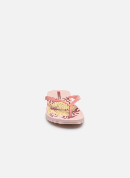 Zehensandalen Ipanema Ipanema Anat Temas IX Fem rosa schuhe getragen