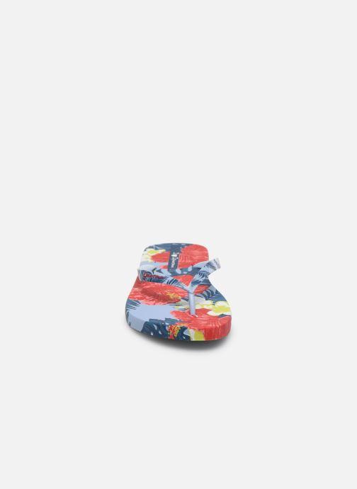 Zehensandalen Ipanema Ipanema I Love Sun Fem mehrfarbig schuhe getragen