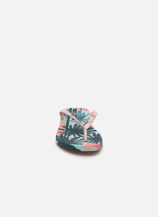 Tongs Ipanema Ipanema I Love Sun Fem Multicolore vue portées chaussures
