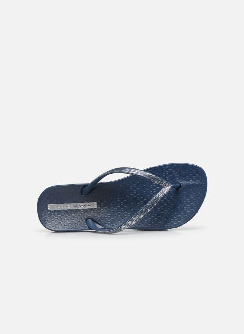 Slippers Ipanema Ipanema Mesh IV Fem Blauw links