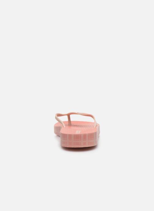 Zehensandalen Ipanema Ipanema Bossa Soft IV Fem rosa ansicht von rechts