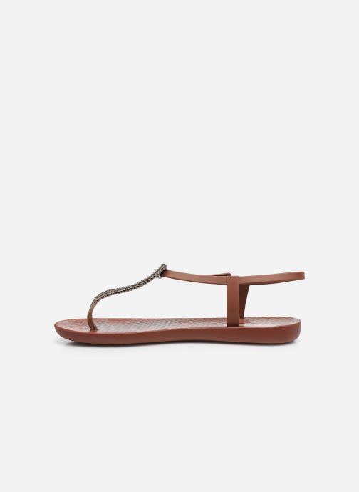 Sandali e scarpe aperte Ipanema Ipanema Class Glam III Fem Marrone immagine frontale