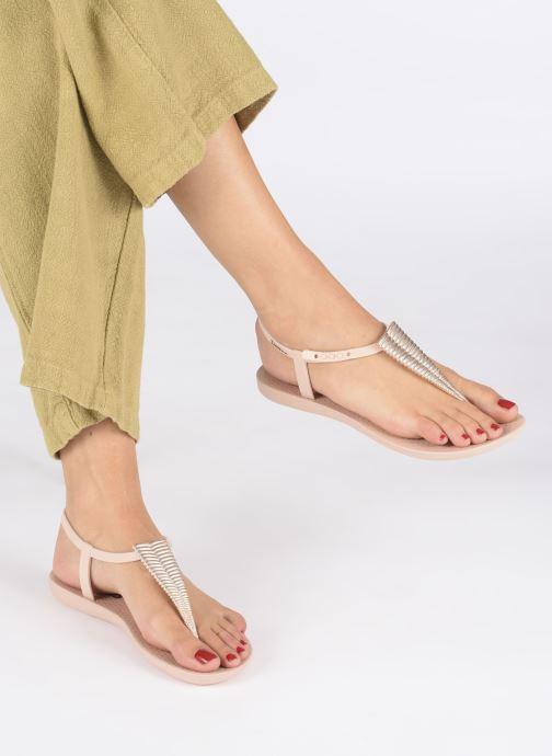 Sandali e scarpe aperte Ipanema Ipanema Class Glam III Fem Beige immagine dal basso