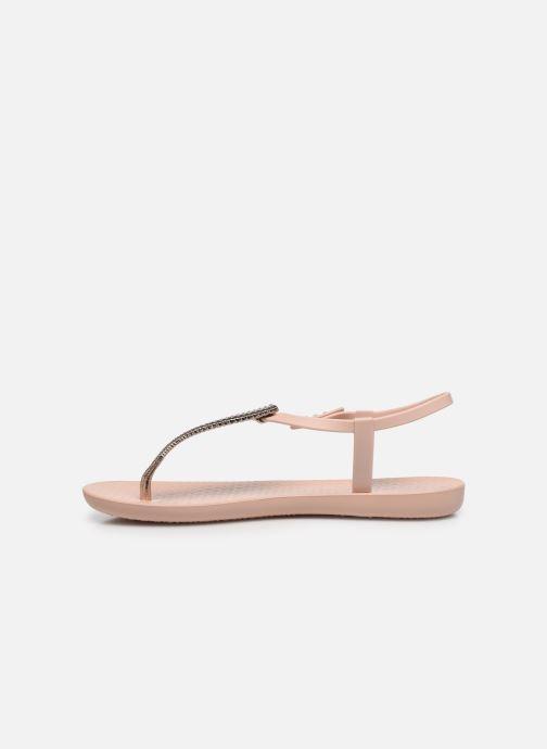 Sandali e scarpe aperte Ipanema Ipanema Class Glam III Fem Beige immagine frontale